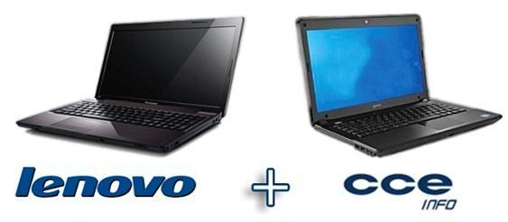 Lenovo compra CCE por R$300 milhões Lenovo compra CCE por R$300 milhões Lenovo   CCE6