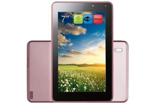 Tablet-CCE-T733-Rosa