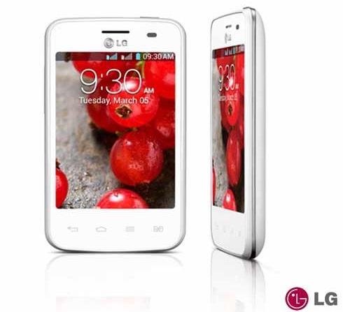 LG Optimus L3 II LG Optimus L3 II LG Optimus L3 II