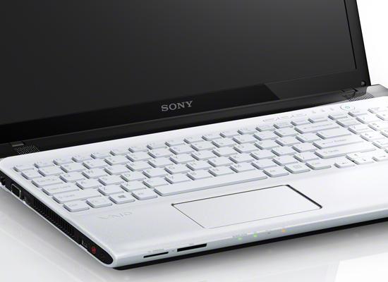 Sony Vaio SVE15125CBS Sony Vaio SVE15125CBS Vaio SVE15125CBW