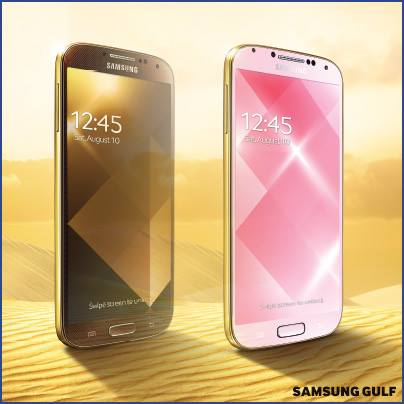 S4 Gold Edition