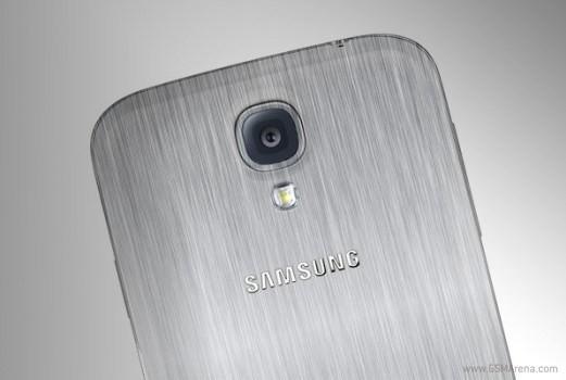 Samsung Galaxy acabamento metal