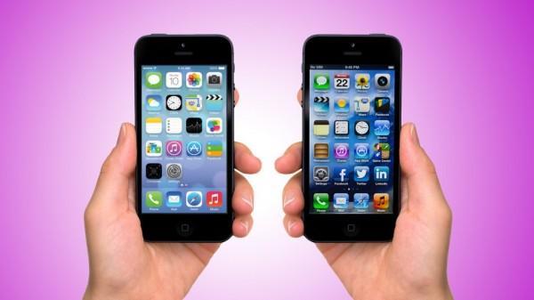 iOS7-vs-iOS6
