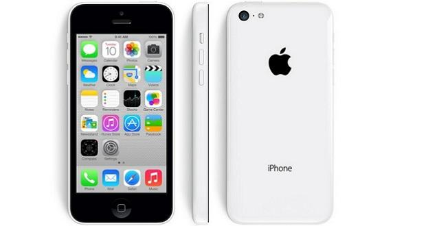 iPhone 5C-Branco