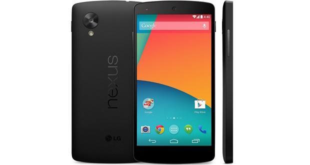 Nexus 5 Oficial