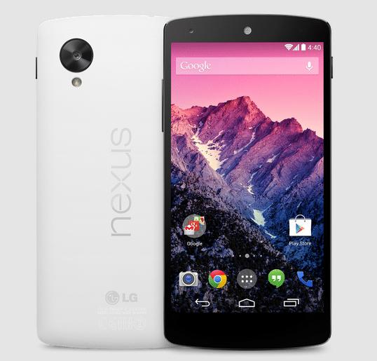 Nexus 5-white