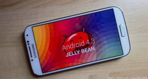 Como atualizar Galaxy S4 GT-I9500 para Android 4.3
