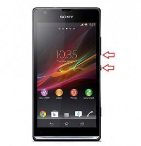 Xperia SP Como tirar print Sony Xperia SP Como tirar print Sony Xperia SP Xperia SP