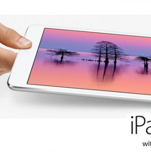 Conheça o novo iPad Mini com Tela Retina