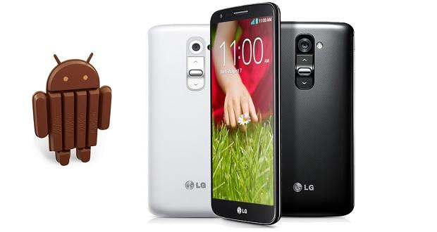 LG G2 Android 4.4