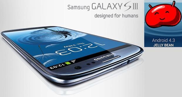 Como atualizar Galaxy S3 GT-I9300 para Android 4.3