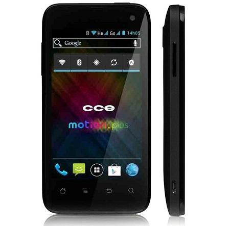 smartphone-cce-motion-plus-sk402-preto