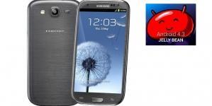 Como atualizar Galaxy S3 GT-I9305 4G para Android 4.3