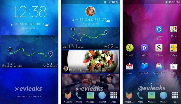 Nova UI Samsung