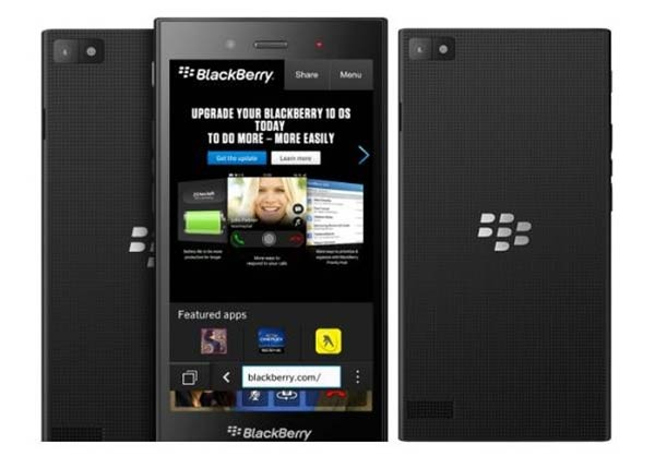 BlackBerry Z3 - 2