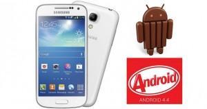 Como atualizar Galaxy S4 Mini Duos para Android 4.4