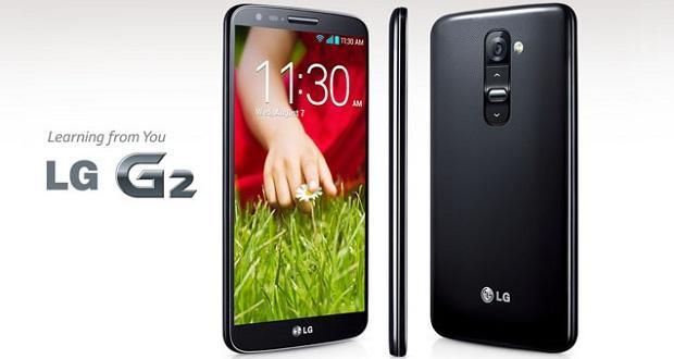 LG G2 print