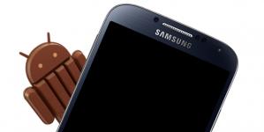 Como atualizar Galaxy S4 GT-I9500 para Android 4.4.2