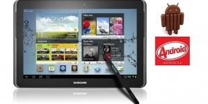 Como atualizar Galaxy Note 10.1 GT-N8010 para Android 4.4 KitKat