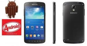 Como atualizar Galaxy S4 Active GT-I9295 para Android 4.4