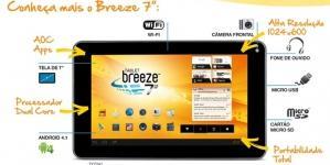 Tablet AOC 7 7Y2241