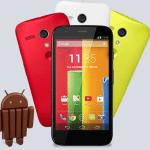 Motorola Moto G Colors Edition