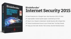 Bitdefender Internet Security 2015 Grátis