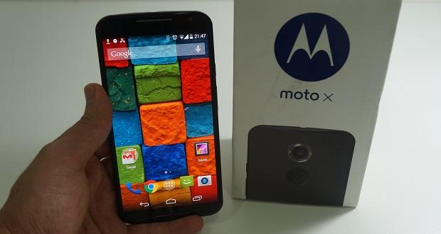 Novo Moto X 2014