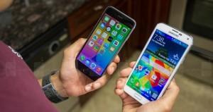 Quem é mais rápido: iPhone 6 ou Galaxy S5?