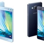 Samsung lança Galaxy A5 e A3