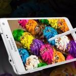Samsung lança Galaxy Note 4 Duos