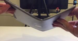 iPad Air 2 também pode ser entortado