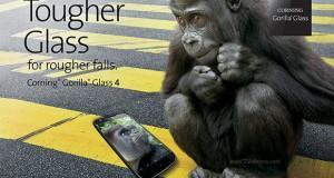 Corning anuncia Gorilla Glass 4