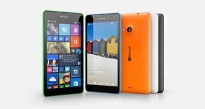 Microsoft apresenta o Lumia 535