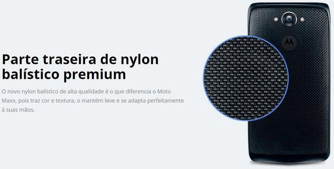 acabamento Moto Maxx