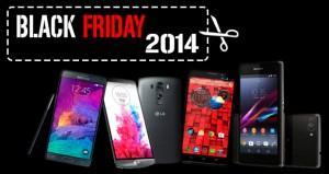 Os melhores Smartphones para comprar na Black Friday