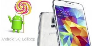 Como atualizar Galaxy S5 para Android 5.0 Lollipop
