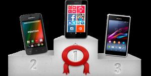 Os melhores Smartphones até R$300