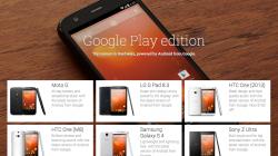 É o fim dos smartphones Google Play Edition?