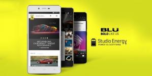 Blu lança smartphone com bateria de 5000 mAh