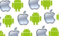 Android e iOS representam 96,3% do mercado de smartphones