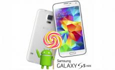 Galaxy S5 Mini deve receber Android Lollipop em breve
