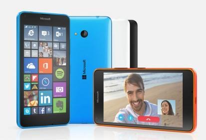 Microsoft lança Lumia 640 e 640 XL