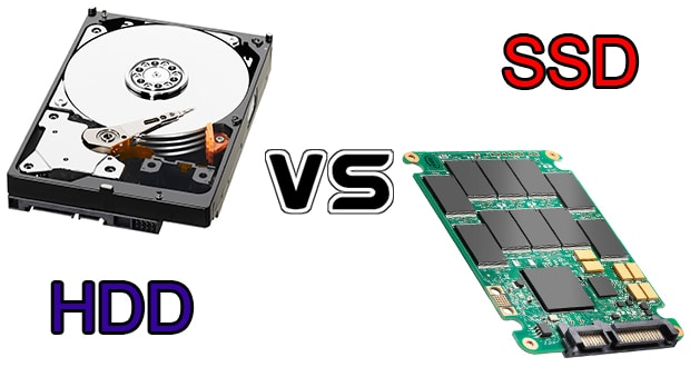 Photo of Diferenças entre: HD vs SSD