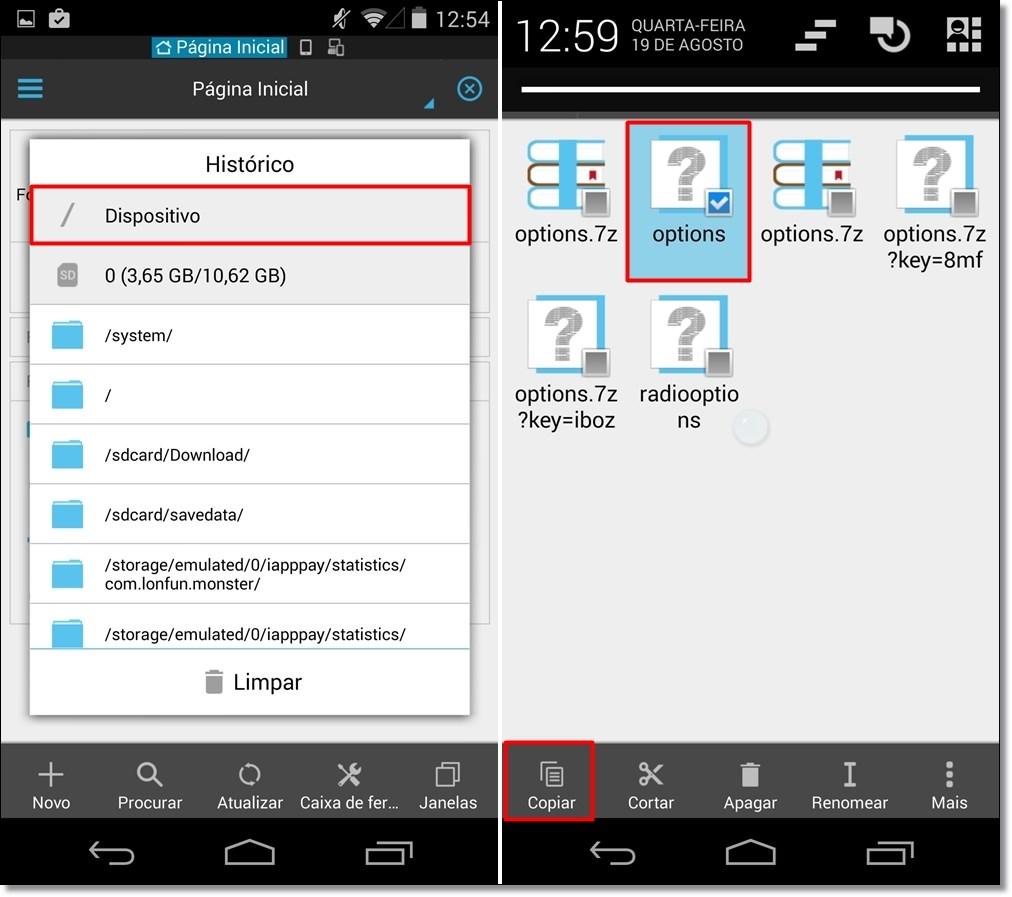 Como aumentar velocidade da internet do Android