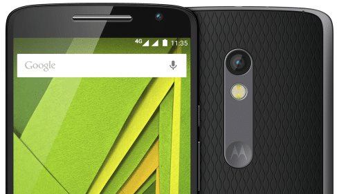 Zenfone 2 vs Moto X Play