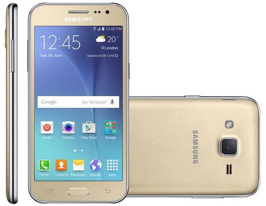 Galaxy J2 Duos