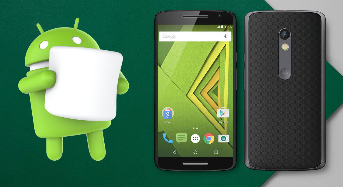 Moto X Play começa receber Android 6.0 Marshmallow – Tudo ...
