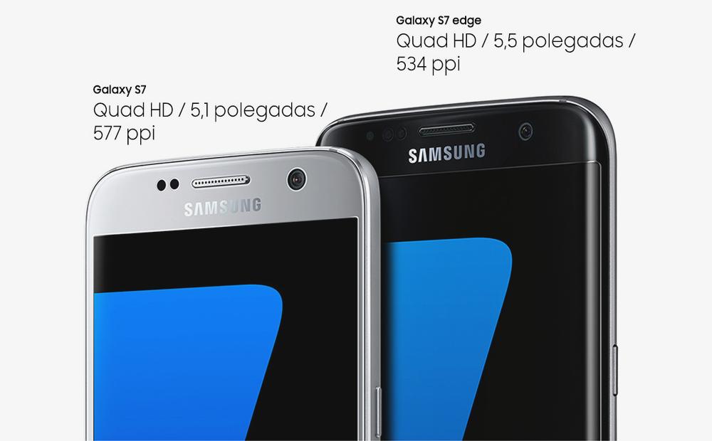 Galaxy S7 e S7 Edge