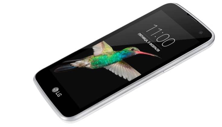 Galaxy J3 vs LG K4